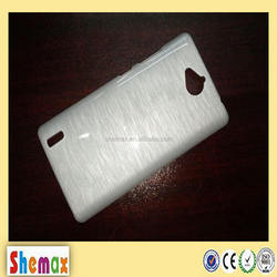 Fancy multi-color crystal hard case For Huawei g740,Cover for huawei g740