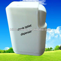 Natural Food Additive Stevia in dispenser