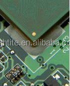 electronic adhesive for corner bonding