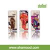 Shamood Brand Scented Plastic Flip Flop Car Vent Clip Air Freshener