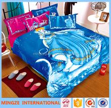 High cost performance new carton 3d bedding set