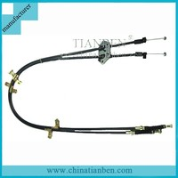 producing for mazda GV7D-44-400 car brake cable
