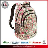 2015 Top sale fashion design japan high school bag school bags for teenagers