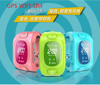 2015 Mini GPS Tracker Watch For Kids SOS Emergency CALL