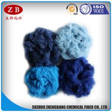 25 denier polyester synthetic fiber