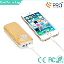 Smart LED screen fish mouse power bank portable power bank 2600mah new arriving power bank for tablet PC,smartphone,Iphone,