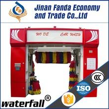 CHINA used automatic car wash water spray gun and machine dry wash car