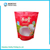 Self Adhesive Zip Lock Nylon Packing Plastic Poly Bag