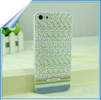 World Wide dropshipping phone case for iphone 5