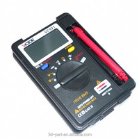 VICTOR VC921 DMM Integrated Personal Handheld Pocket Mini Digital Multimeter