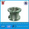 la fabricación de tubos de acero inoxidable de juntas de dilatación de vapor de las juntas de expansión