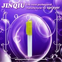 High quality color 5ml fine mist perfume pen sprayer used for PET bottle