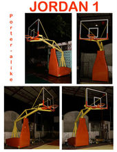2014 jordan 1 - porter alike basketball backstop