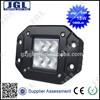 Outdoor atv led dome light, waterproof led working light 18W cube