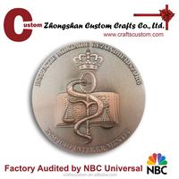 Custom 3D MASONIC challenge coin/metal souvenir