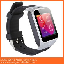 WP002 mtk 6260 smart watch phone ,IOS and android smart watch phone