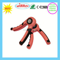 stress relief strength developer red hand grip instrument quickly increase hand strength