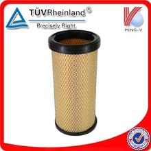 Hepa grade universal truck air intake filter