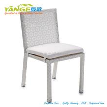Outdoor furniture aluminum rattan chairs C013
