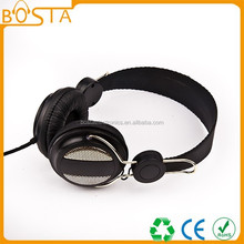 Leather 2 in 1 high quality new year headset 2015