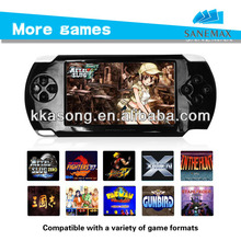 The most favorable price game console 4.3 inch