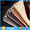 Hot sale factory price free sample fancy case for iphone 5 24k gold plating back cover