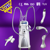 vacuum +machnical rolling +rf cellulite reduction vacuum slimming beauty machine