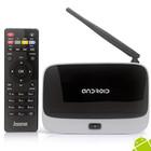 Suporte IPTV Malásia hdtv apk Amlogic S805 Quad core XBMC Kodi instalado Android tv box CS918