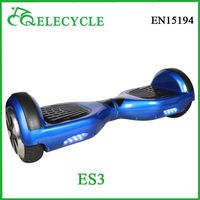 2015 newest 2 wheels Smart standing Up Self Balancing Electric vehice scooter