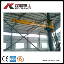 Hot Sale Electric Jib crane with High Work Group Wire Rope Hoist for Material Handling Used in Workshop