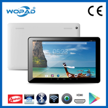 Shenzhen manufacturer android tablet 10.1 inch 1280*800 IPS scratch resistant tablets pc