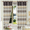 Newest european style hotel curtain track window curtain