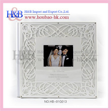 H&B impression album photo self adhesive pvc sheet for photo album