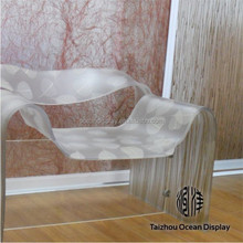 Chair style petg laminated panel manufacturer, Translucent Wall Panel,sliding folding doors plastic, Easy clean wall partition