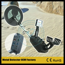 Professional ground searching view 3D metal detector (MD5006DTS),gold Detector