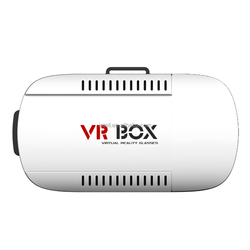 """Virtual Reality VR Glass 3d movies and 3d Games Movie VR box 3D glasses for 4.7"""" - 6.0"""" Smart Phone"""