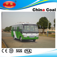 China coal group 2015 Electric Sightseeing Cars Bus
