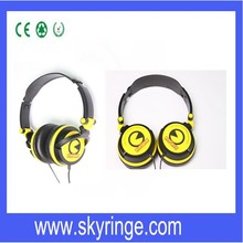 popular stereo comfortable headphone earphone (OEM accept)