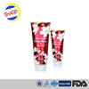 Dia 22mm , offset printing surface plastic cosmetic tube , hand cream tube