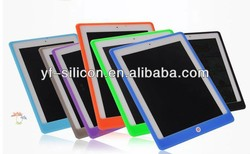 2015 new plastic cover case for macbook tablet ipad silicone case