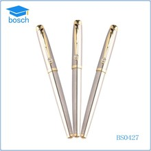 2015 hot selling cap metal ball pen shake metal ball pen