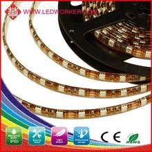 eye protection Addressable Led Rgb Strip CE &ROSH smd5050 30leds/m chasing strip