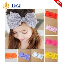 >>>>2015 Hot Sale Fashion Cute Lace Baby Headbands For Girls/