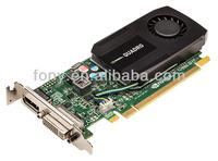 quadro de luz K600 1GB DDR3 128BIT