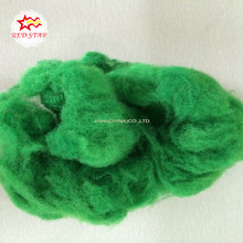 Recycled fiber polyester (psf),regenerated polyester staple fiber plant