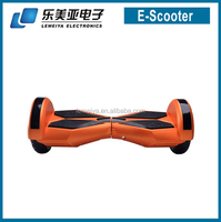 2015 Two Wheel Scooter Self Balancing Electric Scooter High Quality Hands Free Scooter With Bluetooth Speaker LED light