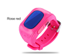 Accurate GPS Location use in outside China gps kids tracker watch