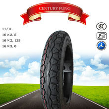 2015 new product product top quality Century Fung Tire Brand motorcycle tire 16*2.5 16*2.125 16*3.0 2wheel electric scooter