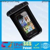 custom pvc waterproof surfing bag for mobile phone with ipx8 certificate