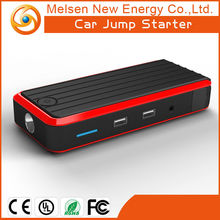 Manufacturer compact hot-selling 2015 12V Melsen T7 power product 12000mah portable power bank and car jump starter